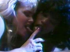 Ebony Ayes and Lauryl Canyon  Interracial 3Some