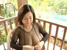 Japanese BBW chick Fuko is a proprietress of gigantic floaters